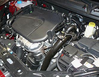 Fiat Bravo (2007) - 1.4 T-Jet engine