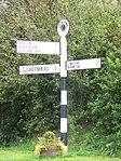 Finger Post at Junction, Gilsland, Cumbria.jpg