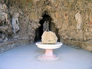 Bernardo Buontalenti - The famous Mannerist Buontalenti Grotto in the Boboli Gardens.