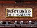 Firmenschild Ibe Peters Iben.jpg