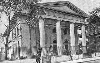 First Baptist Church (Charleston, South Carolina) historic Baptist church in Charleston, South Carolina, United States