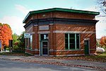First National Bank Building, Alpha, Michigan.JPG