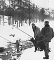 Fishing trout in Ceresole Reale 1973.jpg