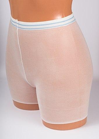 Ohne slip tragen strumpfhose Zu Hause