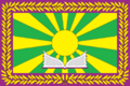 Flag of Pervomayskoe rural settlement (Batyrevsky district).png