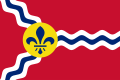 Flag of St. Louis, Missouri.svg