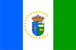 Flag of Caso, Spain