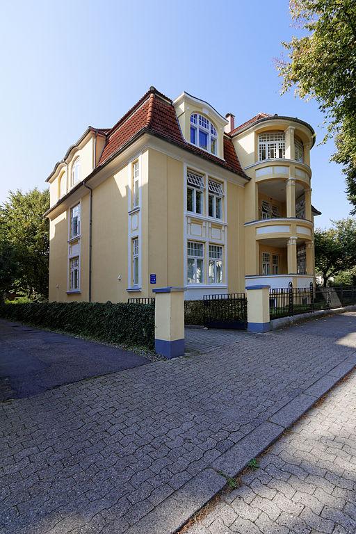 Marienhölzungsweg Flensburg