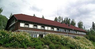 Flesberg - Flesberg  Council Offices at Lampeland
