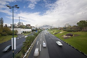 Flickr - Hamed Saber - Modarres Highway - Tehran.jpg