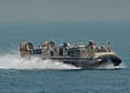 Flickr - Official U.S. Navy Imagery - A landing craft air cushion prepares to enter the well deck..jpg