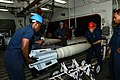 Flickr - Official U.S. Navy Imagery - Sailors move a BLU-111 general-purpose bomb..jpg