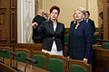 Flickr - Saeima - Solvita Āboltiņa tiekas ar Daļu Grībauskaiti (5).jpg