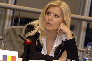 Elena Udrea - Udrea in 2006