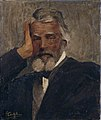Florence Carlyle (1864-1923) - Thomas Carlyle (1795–1881) (after a photograph by Elliot and Fry) - 263781 - National Trust.jpg