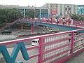Footbridge at EDSA-North Ave.jpg