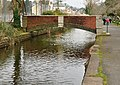 Footbridge over Tavistock Canal.jpg