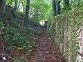 Footpath off Brookfoot Lane, Southowram - geograph.org.uk - 260958.jpg
