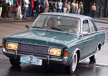 1969 Ford 20M XL P7.2