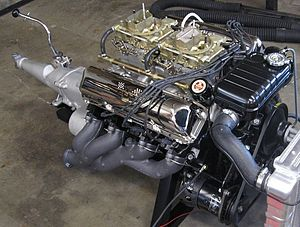 Ford FE engine - Image: Ford FE engine