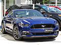 Ford Mustang GT 5.0 Premium 2015 (16116850783).jpg