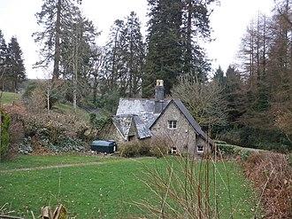 Northmoor, Dulverton - A former lodge at Northmoor