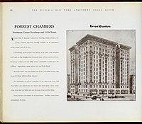 Forrest Chambers. Northwest Corner Broadway and 113th Street (NYPL b11389518-417239).jpg