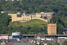 Das Fort Großfürst Konstantin in Koblenz (Quelle: Wikimedia)