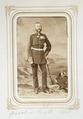 Fotografiporträtt på General William von Voigts-Rhetz - Hallwylska museet - 107816.tif