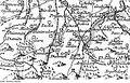 Fotothek df rp-d 0110009 Doberschau-Gaußig-Gaußig. Puschermühle, Ausschnitt aus, Oberlausitzkarte, Schenk.jpg