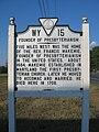 Founder of Presbyterianism Historical Marker.jpg