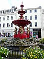 Fountain, High Street, Dumfries - geograph.org.uk - 928958.jpg