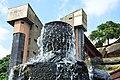 Fountain at Olumo Rock in Abeokuta, Ogun State Nigeria.jpg