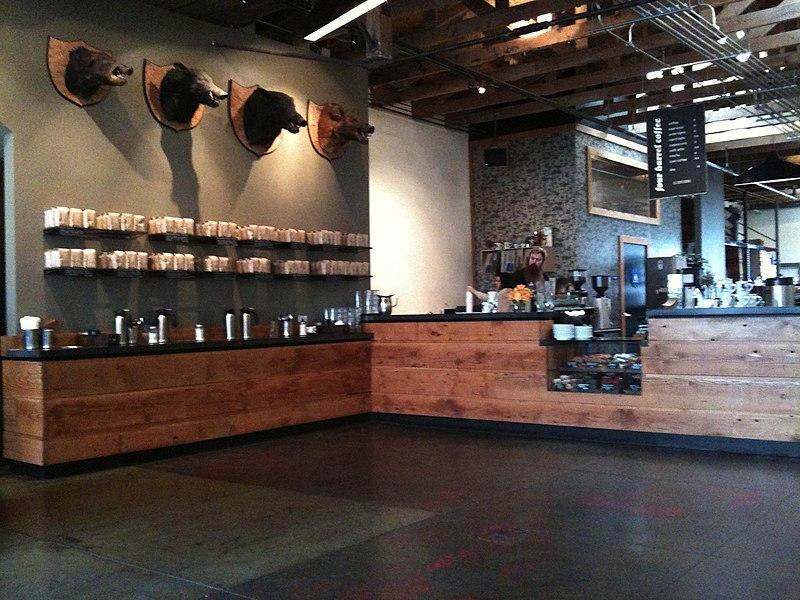 Barrel Cafe San Francisco
