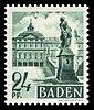 Fr. Zone Baden 1948 22 Schloss Rastatt.jpg