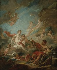 Venus in the Workshop ofVulcan