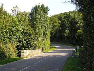 Souleuvre - Taureau bridge
