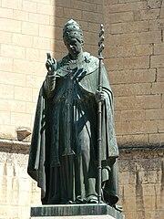 Statue of Pope Urban V