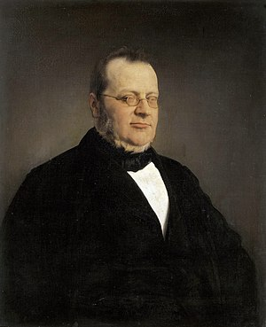 Kingdom of Italy - Count Camillo Benso of Cavour, the first Prime Minister of the unified Italy