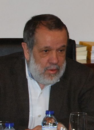 Spanish Ombudsman - Image: Francisco Fernández Marugán 2013 (cropped)