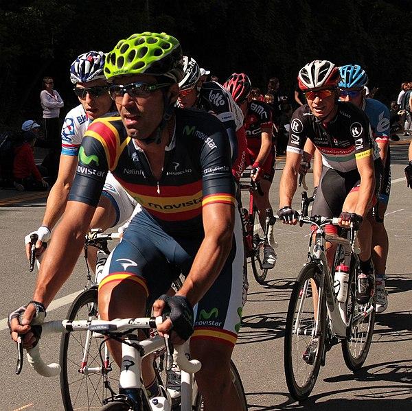 File:Francisco Ventoso & Ben King, Grand Prix Cycliste de Montréal 2012.jpg