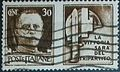 Francobollo del Regno d'Italia - propaganda di guerra - La vittoria sara del partito - 001.jpg