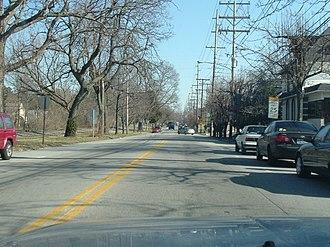 Crescent Hill, Louisville - Frankfort Avenue