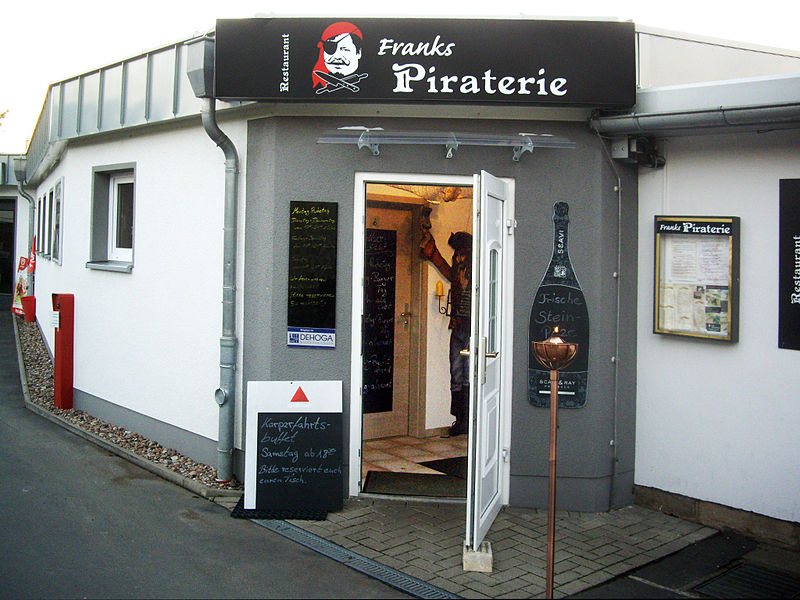 Franks Piraterie, Dransfeld