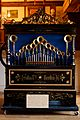 "Frati ""Cornettino"" Fair Organ Model 65 (1880) - 96 pipes, 43 notes, 5 stops, play ten tunes from pinned wooden barrel - Music House Museum.jpg"