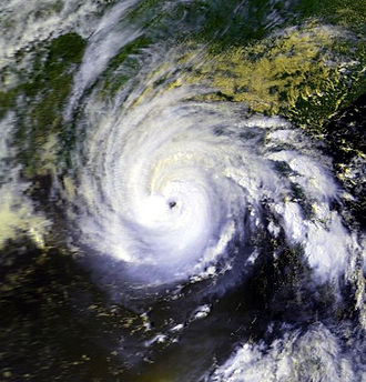 Hurricane Frederic - Image: Frederic 12 sep 1979 2009Z TN