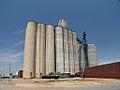 Fredrick, Oklahoma - Grain Elevator - July 9, 2011 (5938646564).jpg