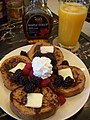 French toast, maple syrup.jpg