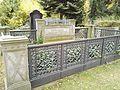 Friedhof der Dorotheenstädt. und Friedrichwerderschen Gemeinden Dorotheenstädtischer Friedhof Okt.2016 Julius Conrad Freund - 2.jpg
