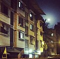 Full moon day captured from a street.jpg